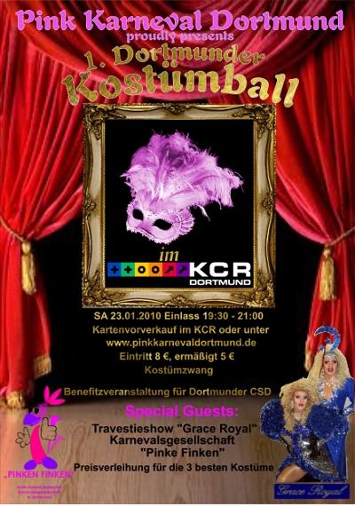 Pink Karneval Dortmund