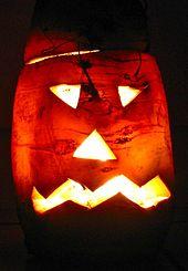 Halloweenparty im KCR
