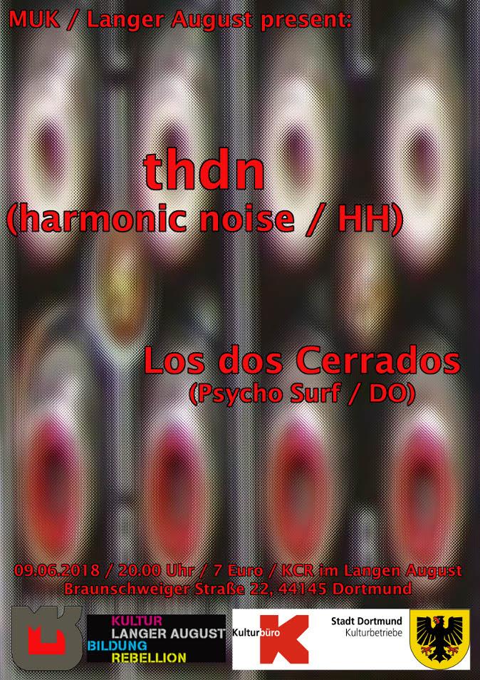 Konzert mit thdn und Los dos Cerrados