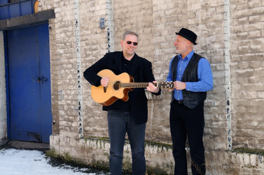 Folknacht mit Acoustic Ramblers und U.T.A.