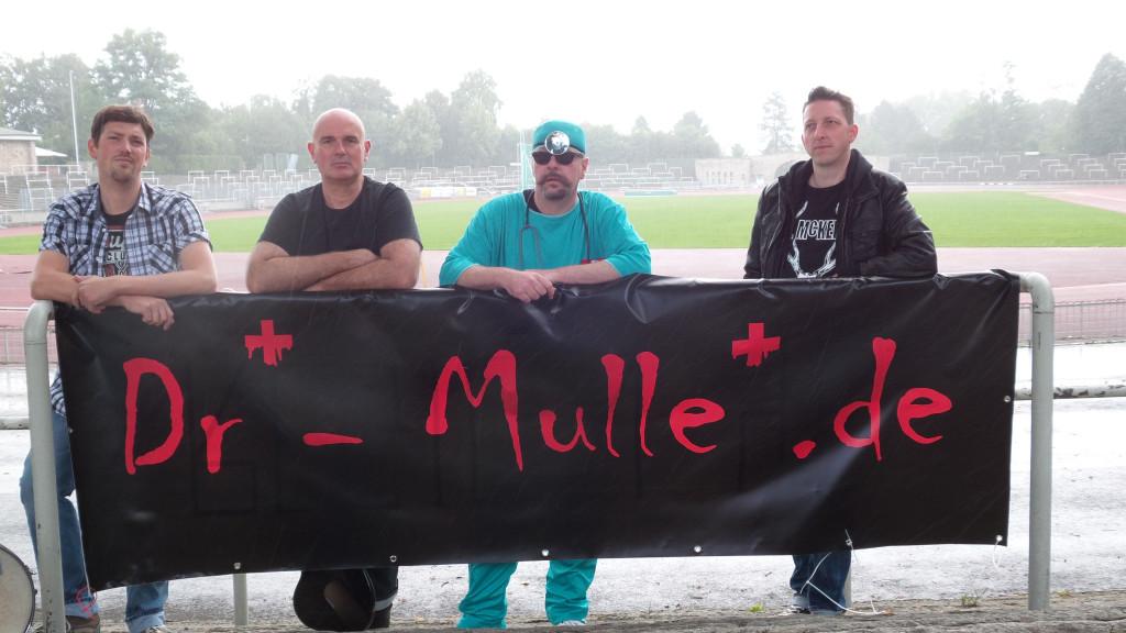 Konzert mit Dr. Mulle und Turtles Head