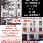 40 Jahre LANGER AUGUST 1979 - 2019