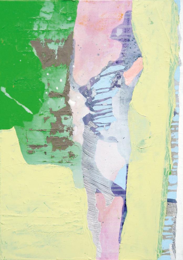 Ausstellung Refika Düx - Malerei
