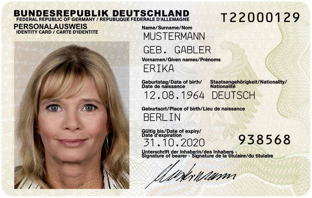 Der neue Personalausweis: Wer weiß was von wem?
