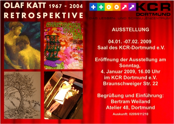 Retrospektive - Olaf Katt