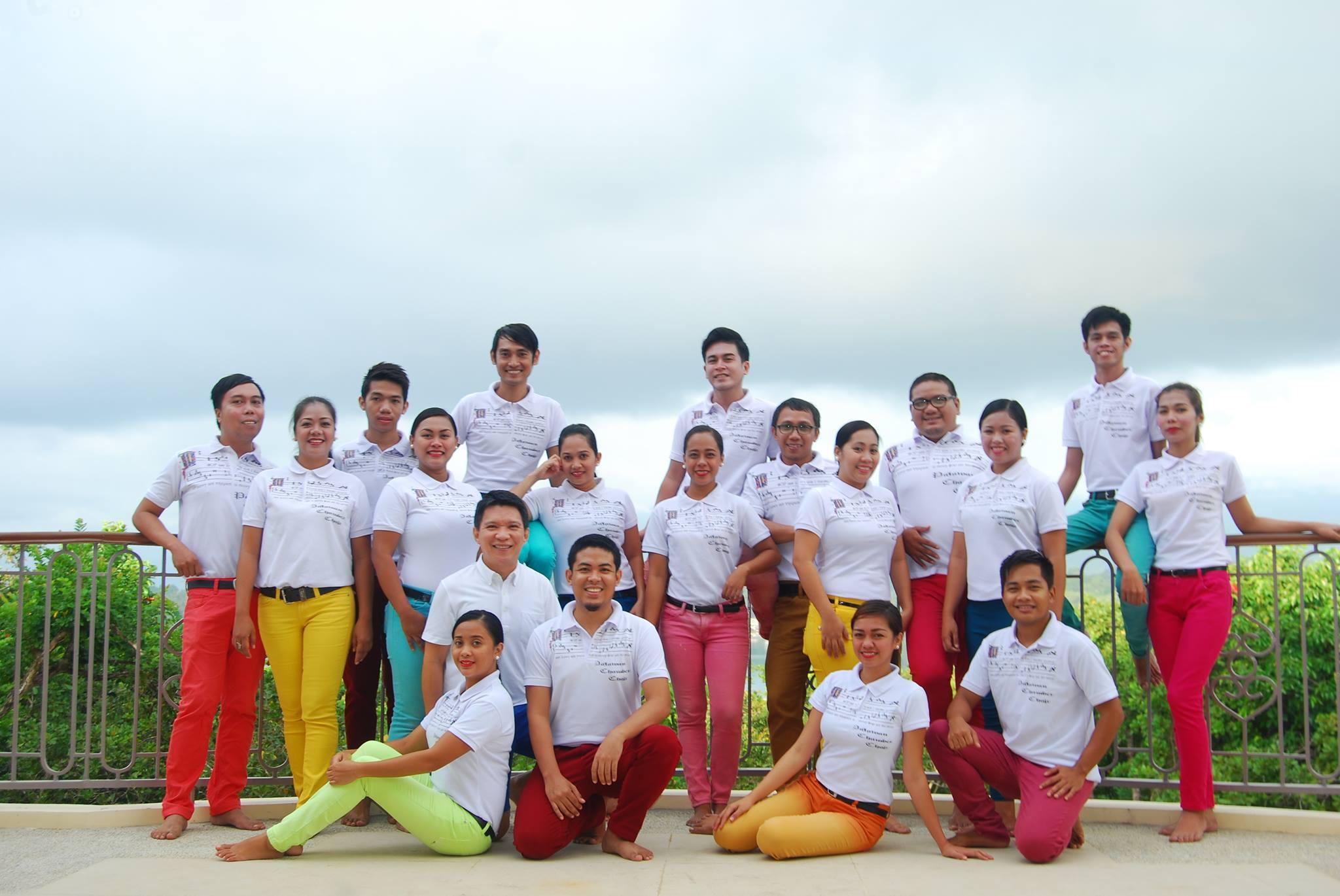 Konzert mit dem Palawan Chamber Choir
