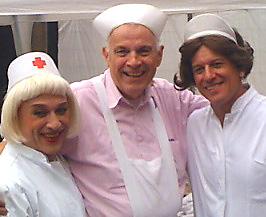 Kabarett - Sister George kommt in die Jahre