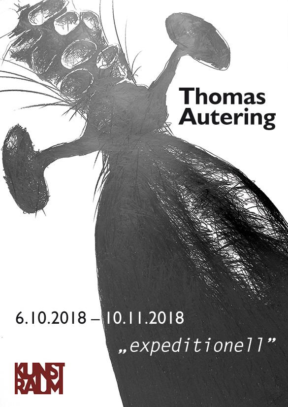 """Ausstellungseröffnung - Thomas Autering """"expeditionell"""""""