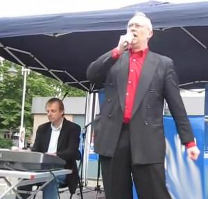 Die Taubenvergifter spielen Lieder von Georg Kreisler