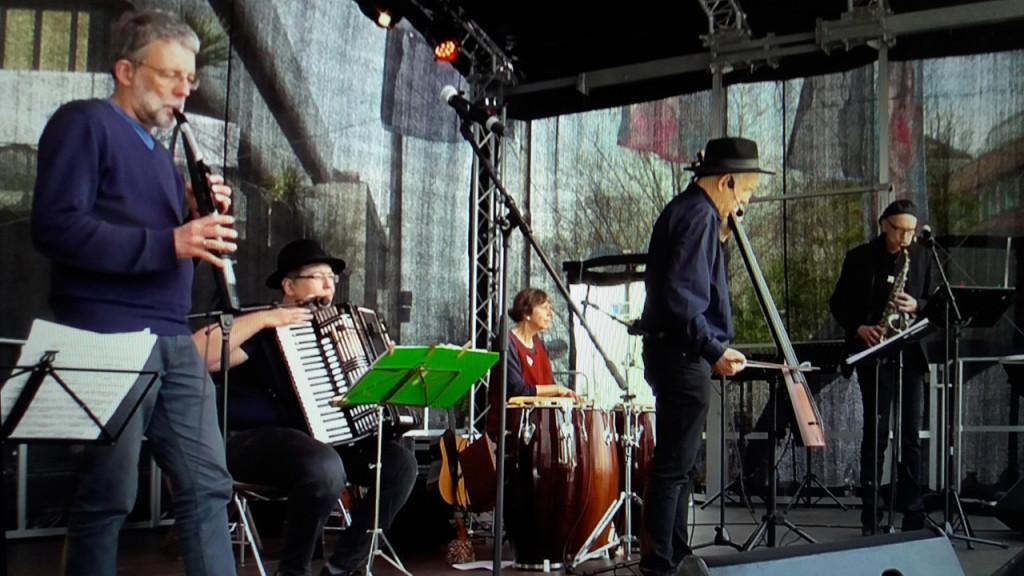 Bandfoto: ZimmaOrkestra