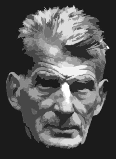 Das letzte Band - S. Beckett
