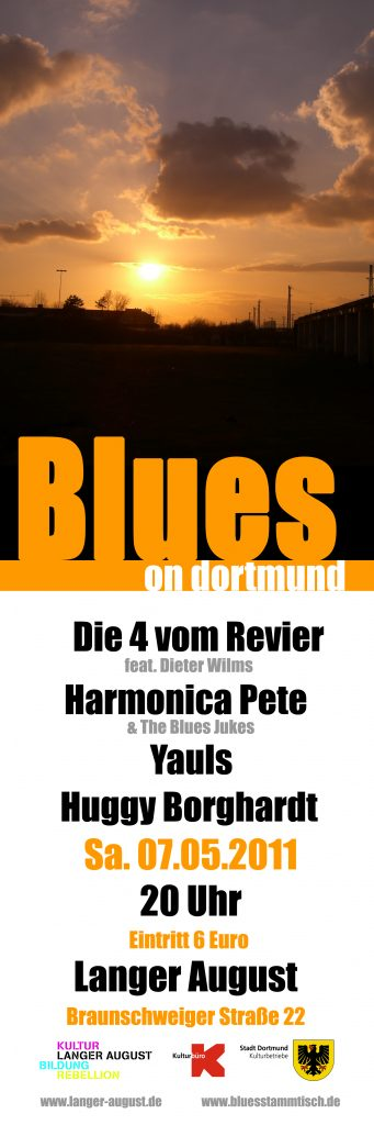 Konzert: Blues on Dortmund