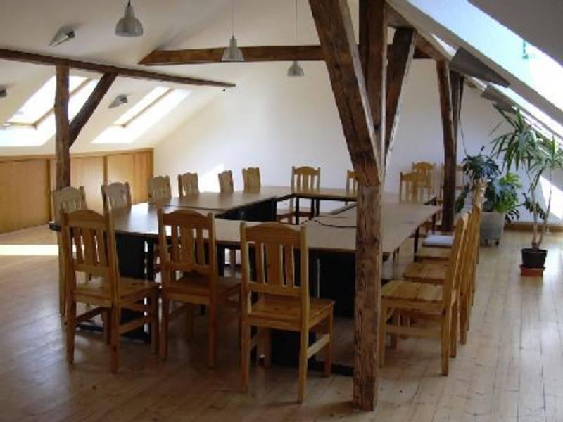 Seminarraum/Dachboden
