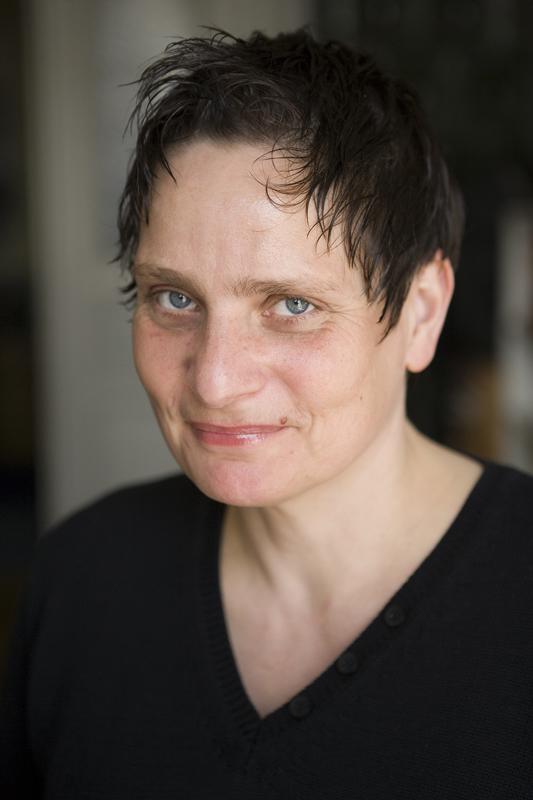 Karen-Susan Fessel liest aus ihren Büchern