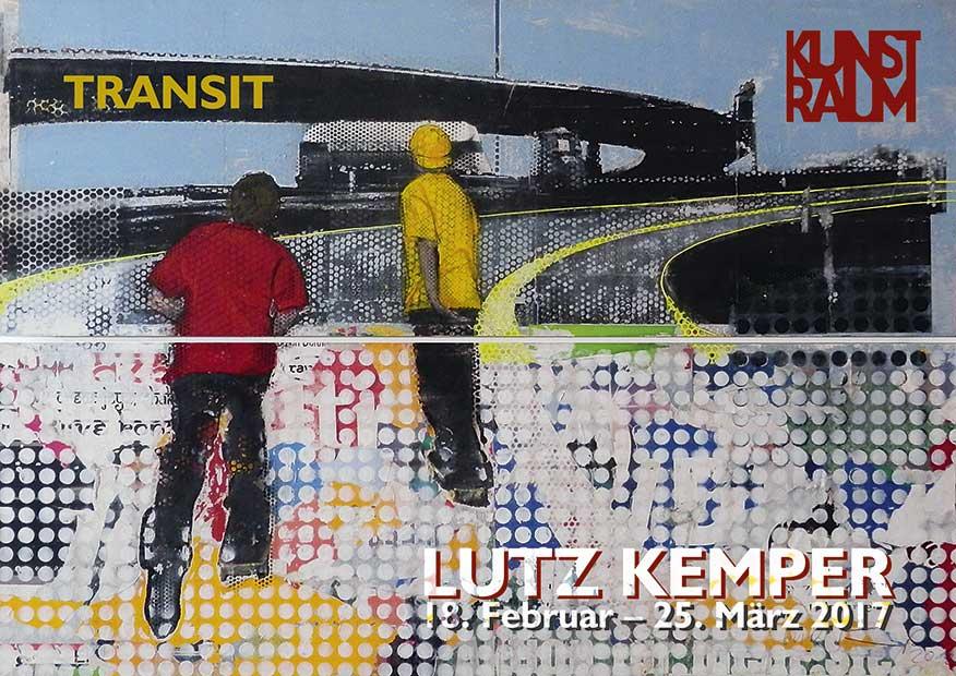 Ausstellung Transit von Lutz Kemper