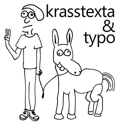Krasstexta & Typo lesen aus Dortmund-Abfahrcity