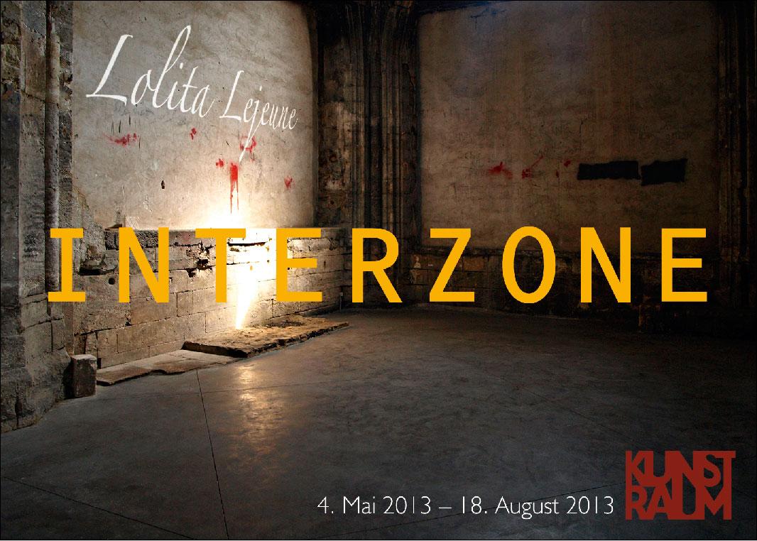 Ausstellung Lolita Lejeune / Amiens, France - Fotographie