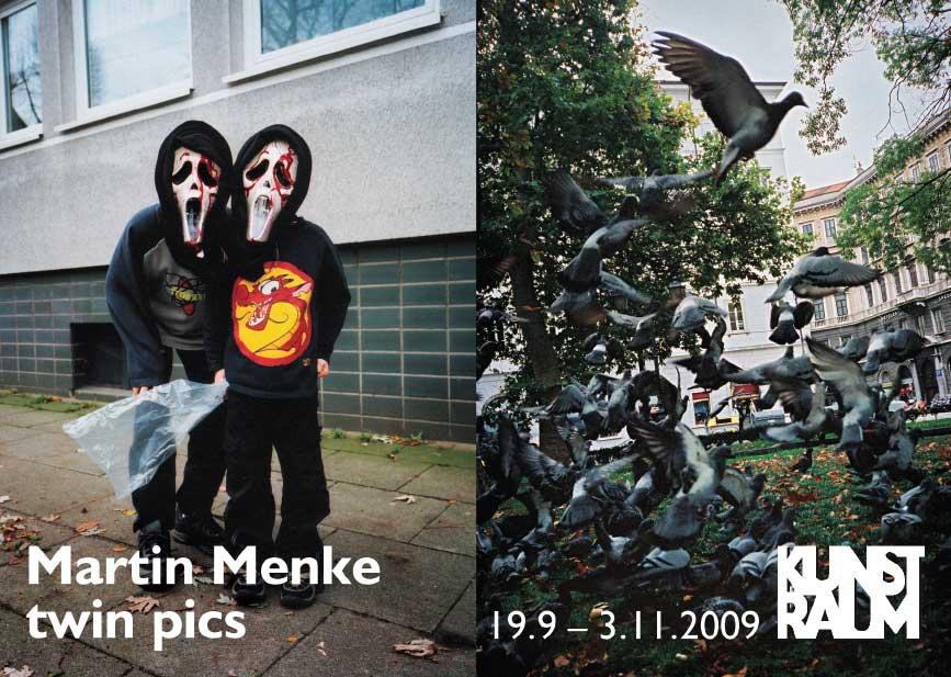 Ausstellung - Martin Menke