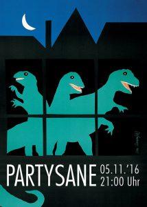Partysane: Konzert mit Pöbel MC, Haszcara und Love
