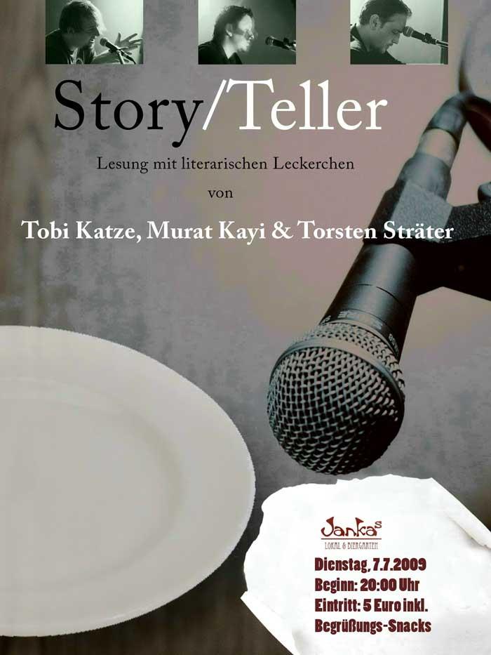 Story/Teller