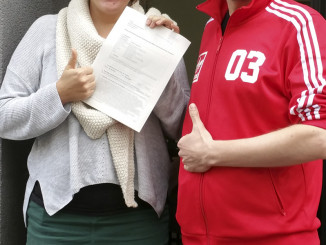 Die Abgabe des Quatiersfond-Antrags beim Quatiersmanagement Dortmund Nordstadt