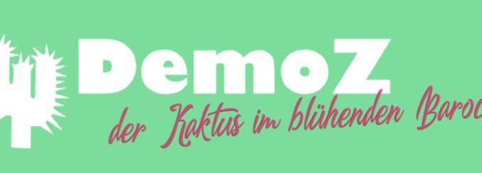 Logo Demokratisches Zentrum - DemoZ
