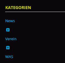 neues Feature - News-Kategorie