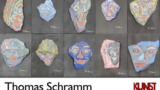 Ausstellung - nonames - Thomas Schramm