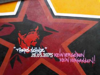 Graffiti Thomas Schulz - Foto:Azzoncao